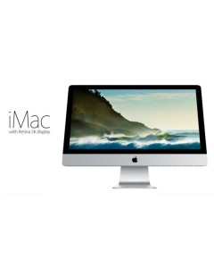 "Apple iMac 27"" with Retina 5K display (Z0QX00FMD)"