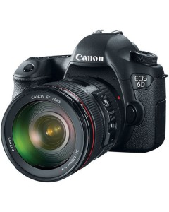 Canon EOS 6D Kit 24-105mm IS f/4 L (WiFi + GPS)