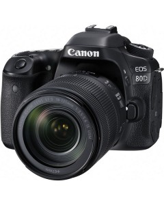 Canon EOS 80D kit 18-135mm