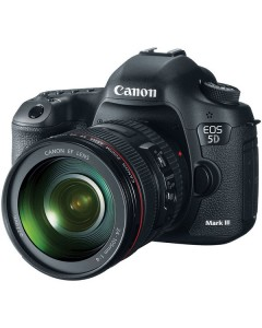 Canon EOS 5D Mark III + 24-105mm f/4L IS USM