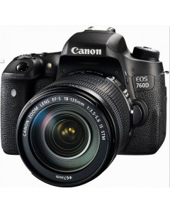 Canon EOS 760D 18-135mm f/3.5-5.6 IS STM