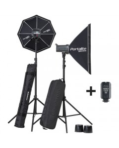 Elinchrom D-Lite RX 4/4 Softbox To Go Kit (20839)