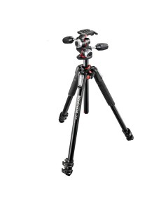 Комплект Manfrotto MT055XPRO3 + XPro 3-Way (MK055XPRO3-3W)