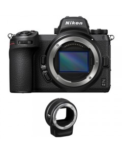 Nikon Z 6II Kit FTZ Mount Adapter