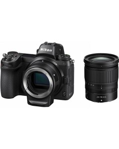 Nikon Z7 Kit + Z 24-70mm + FTZ Mount Adapter