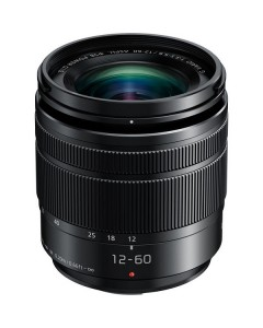 Panasonic 12-60mm f/3.5-5.6 ASPH. POWER O.I.S. Lens (H-FS12060)