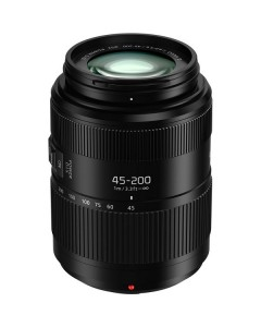 Panasonic 45-200mm f/4-5.6 II POWER O.I.S. Lens
