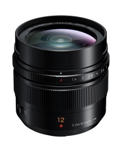 Panasonic 12mm f/1.4 ASPH