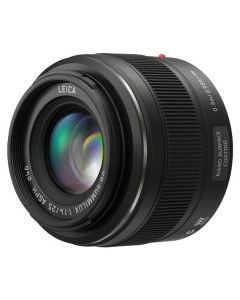 Panasonic 25mm f/1.4 ASPH Leica DG Summilux
