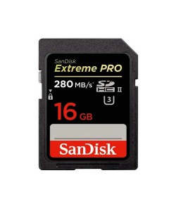 SanDisk ExtremePro 32GB SDHC UHS-II R280/W250MB/s