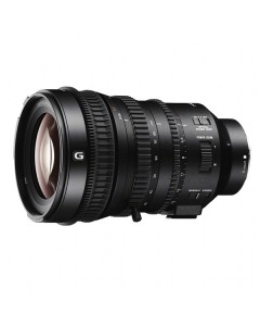 Sony E PZ 18–110 mm F4 G OSS