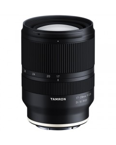Tamron 17-28mm f/2.8 Di III For Sony E
