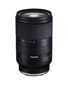 Tamron 28-75mm f/2.8 Di III for Sony E