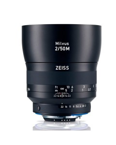 Carl Zeiss Milvus 50mm f/2M