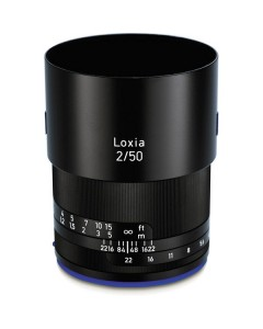 Carl Zeiss Loxia 50mm f/2 для Sony E-Mount